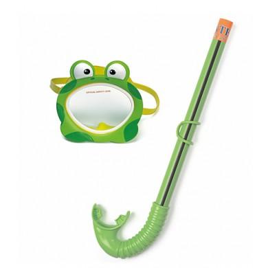 Intex Schnorchelset Frosch