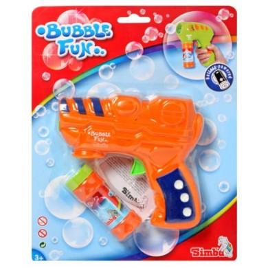 Simba Bubble Fun Seifenblasenpistole - Orange