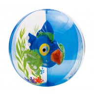 Intex Aquarium Beach Ball - Wasserball - Blau