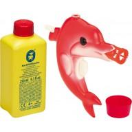 Pustefix Flipper + 250 ml Seifenblasenflüssigkeit