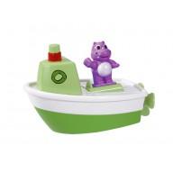 Simba Boot mit Tier - Nilpferd