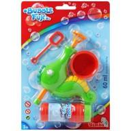 Simba Bubble Fun Seifenblasen Fisch - Seepferdchen