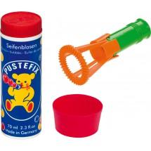 Pustefix Huiiii-Bubbler Sirene + 70 ml Seifenblasenflüssigkeit