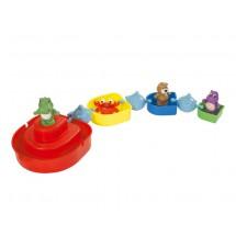 Simba ABC Baby Boote mit Tierchen