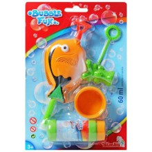 Simba Bubble Fun Seifenblasen Fisch - Orange