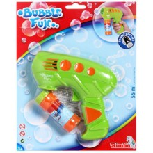 Simba Bubble Fun Seifenblasenpistole - Grün